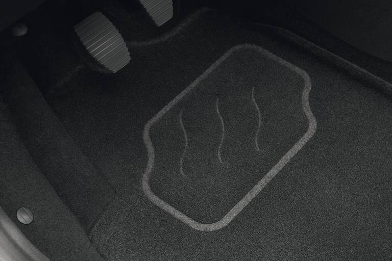 SATZ 3D-NADELVLIES-BODENBELÄGE VORNE UND HINTEN