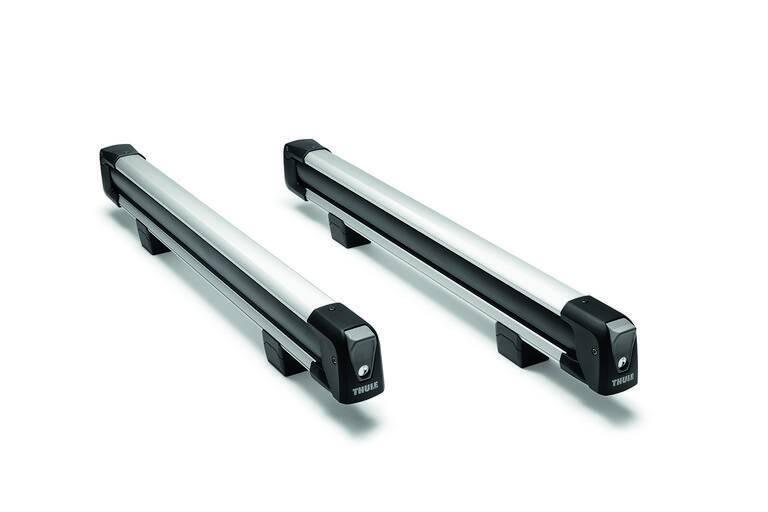 portaesquís sobre barras de techo 6 PARES DE ESQUÍS PCD - 1629426280