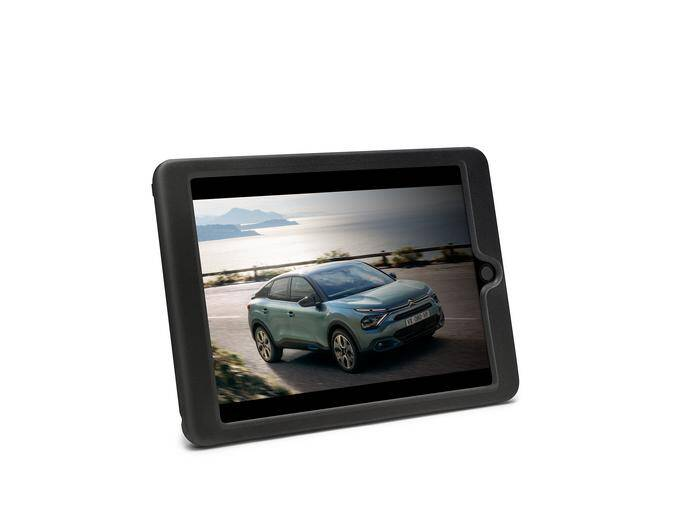 COQUE SUPPORT TABLETTE UNIVERSELLE