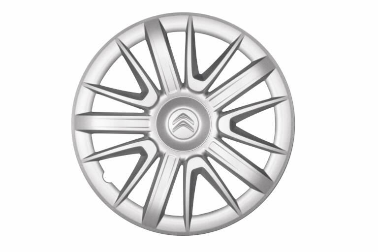 """Radzierblende Amarna 15"""" Mit neuem Citroën Logo"""