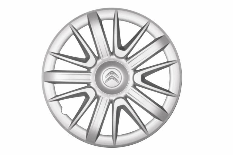 """Radzierblende Amarna 16"""" Mit neuem Citroën Logo"""